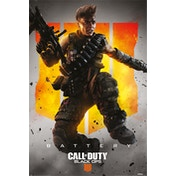 Call of Duty: Black Ops 4 - Battery Maxi Poster