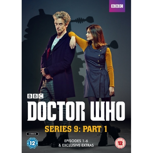 Doctor Who - Series 9 Part 1 DVD