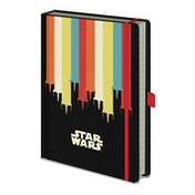 Star War - Nostalgia Premium Notebook