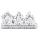 See, Speak, Hear No Evil Buddhas