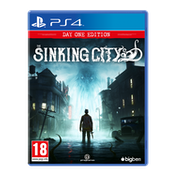 Sinking City Day One Edition PS4 Game