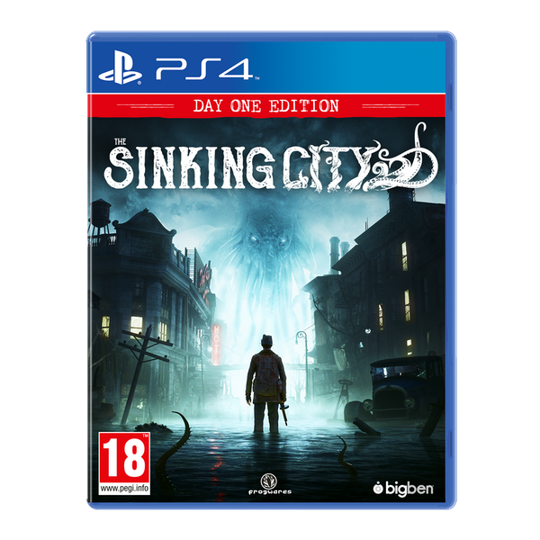 Sinking City Day One Edition PS4 Game - Image 1