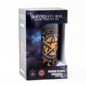 Supernatural Anti Possession Large Glass