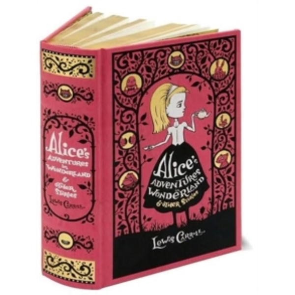 Alice's Adventures in Wonderland & Other Stories (Barnes & Noble Omnibus Leatherbound Classics)