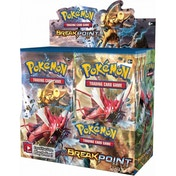 Pokemon TCG XY9 BREAKPoint Boosters Box (36 Packs)