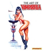 Art of Vampirella Hardcover
