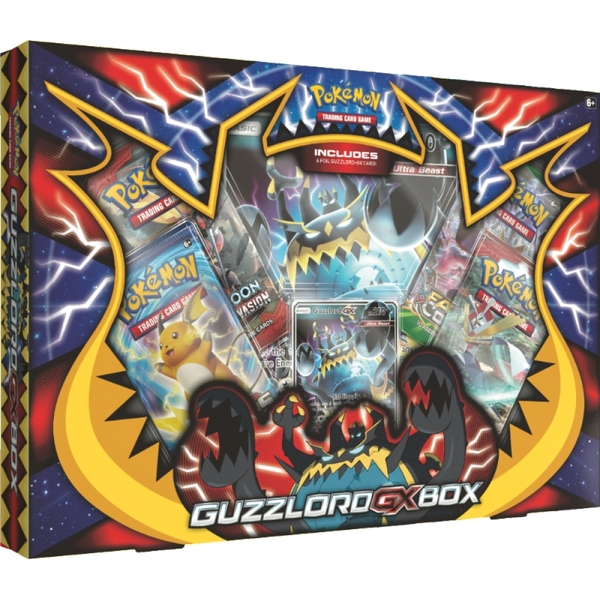Pokemon TCG: Guzzlord-GX Box - Image 1