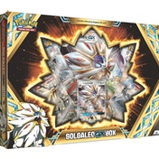 Pokemon TCG: Solgaleo-GX Box
