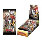 Cardfight Vanguard TCG Clan Gear Of Fate Boosters (12 Packs)