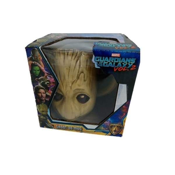 Guardians of the Galaxy Vol 2 Baby Groot 3D Mug - Image 4