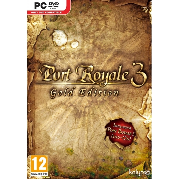 Port Royale 3 Gold Edition Game PC