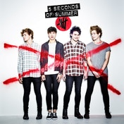 5 Seconds Of Summer - 5 Seconds Of Summer CD