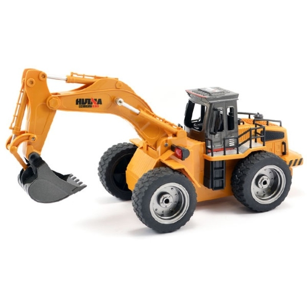 HUINA 2.4G 2.4G Excavator with Die Cast Bucket