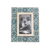 Sass & Belle Mediterranean Mosaic Photo Frame