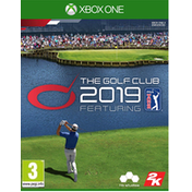 8c96d011f04 The Golf Club 2019 Featuring PGA Tour Xbox One Game
