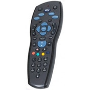 Sky Plus HD 1TB Remote Control GunMetal
