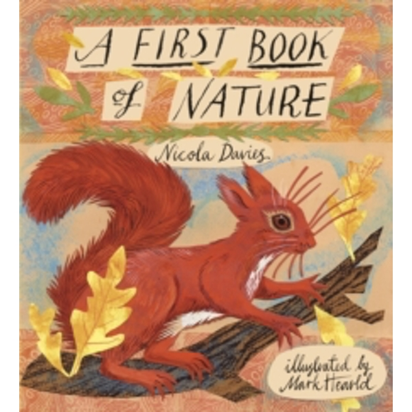 A First Book of Nature Hardcover