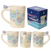 Narwhal Shaped Collectable Mug