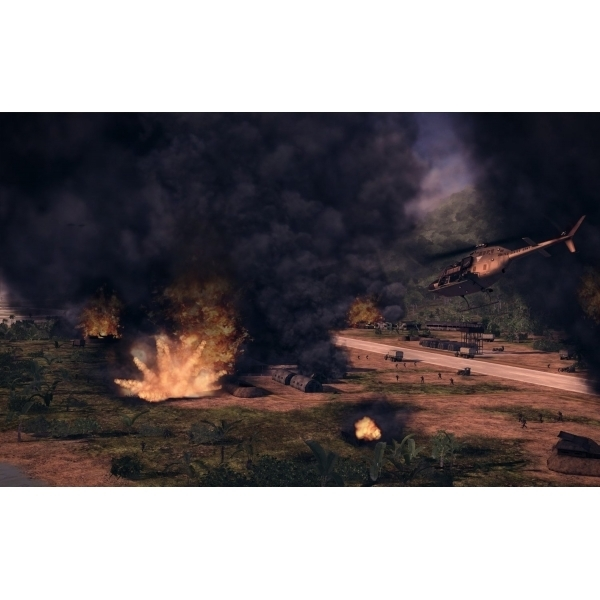 Air Conflicts Vietnam Game Xbox 360 - Image 2