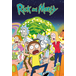 Rick and Morty Group Maxi Poster - Image 2