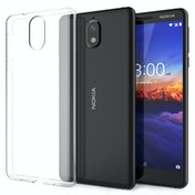 CASEFLEX NOKIA 3.1 ULTRA THIN TPU GEL - CLEAR