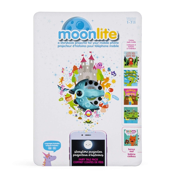Moonlite Gift Pack Fairytales - 5 Stories