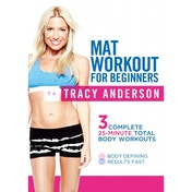 Tracy Anderson Mat Workout For Beginners DVD