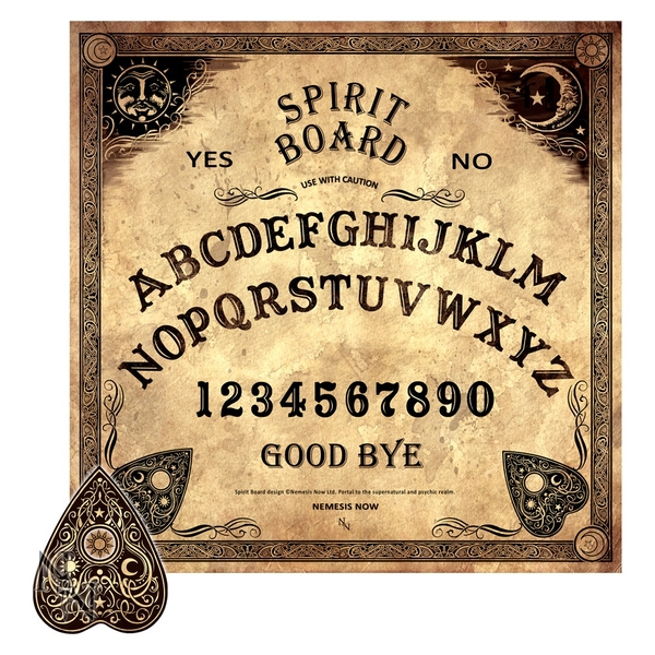 Ouija Mystical Spirit Board - shop4pt.com