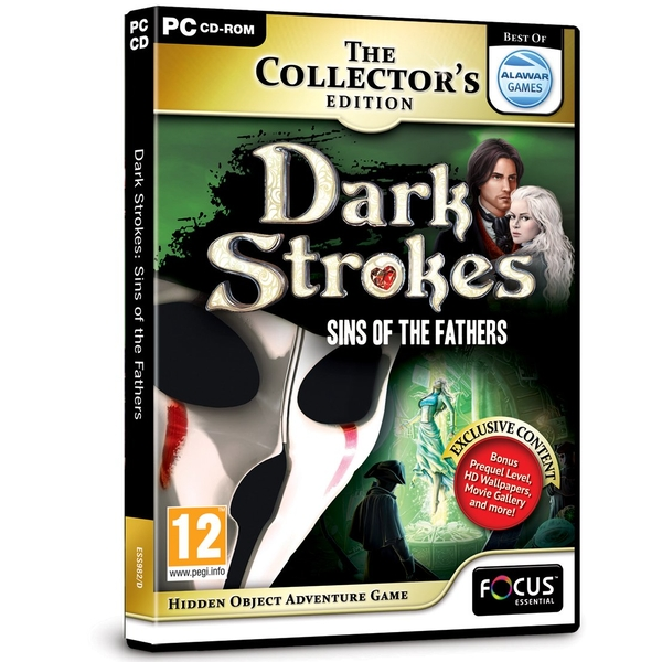 Dark Strokes Sins of the Fathers Collector's Edition PC Game
