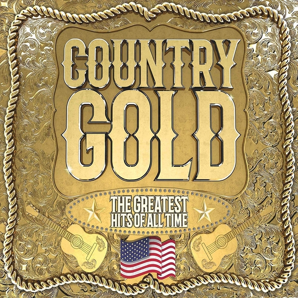 Various Artists - Country Gold CD