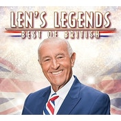 Len Goodman's Legends - Best of British CD
