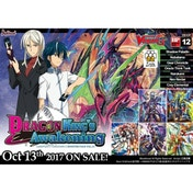 Cardfight Vangard Dragon King's Awakening Booster Box (16 Packs)
