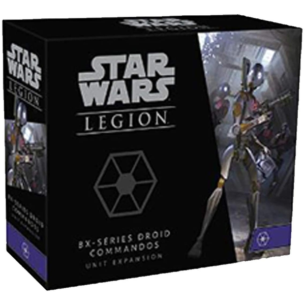 Star Wars Legion: BX-series Droid Commandos Unit Expansion Board Game
