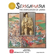 Sekigahara The Unification of Japan Board Game