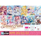 Cardfight Vanguard TCG: Divas' Festa Clan Booster Box (12 Packs)
