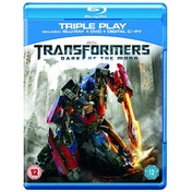 Transformers Dark Of The Moon Triple Play Blu-Ray, DVD and Digital Copy