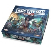 Zombicide Toxic City Mall Expansion Pack Board Game