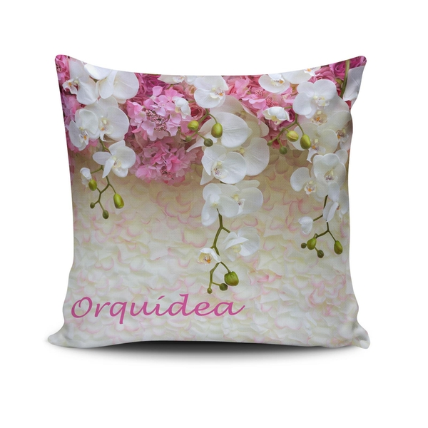 NKLF-252 Multicolor Cushion Cover