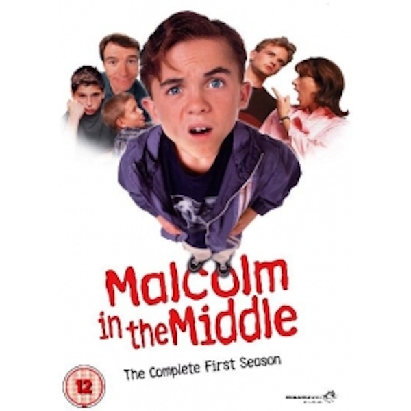 Malcolm In The Middle - Season 1 DVD
