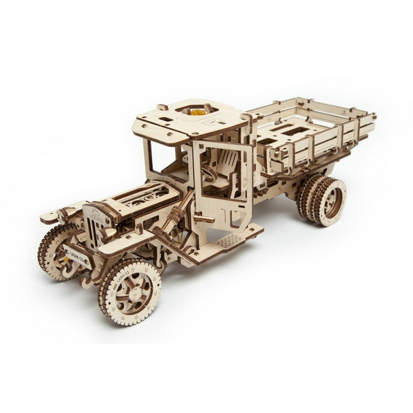 Model Truck UGears 3D Wooden Model Kit