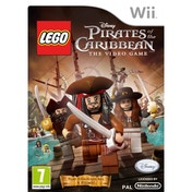 Lego Pirates Of The Caribbean Game Wii