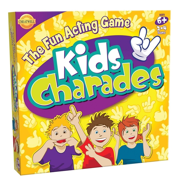 Kids Charades Board Game - Image 1