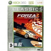 Ex-Display Forza Motorsport 2 Game (Classics) Xbox 360 Used - Like New