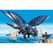 Playmobil How To Train Your Dragon Hiccup and Toothless with Baby Dragon - Image 2
