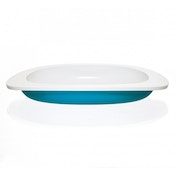 Koo-di Toddler First Plate Blue