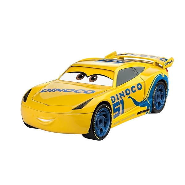 Cruz Ramirez (Cars 3) Level 1 Revell Junior Kit