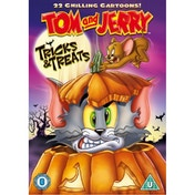 Tom and Jerry: Tricks and Treats DVD