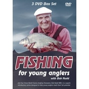 Fishing For Young Anglers DVD 3-Disc Set