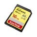 Sandisk 16GB Extreme SDHC U3/Class 10 2-pack memory card UHS-I - Image 2