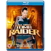 Lara Croft Tomb Raider Blu Ray